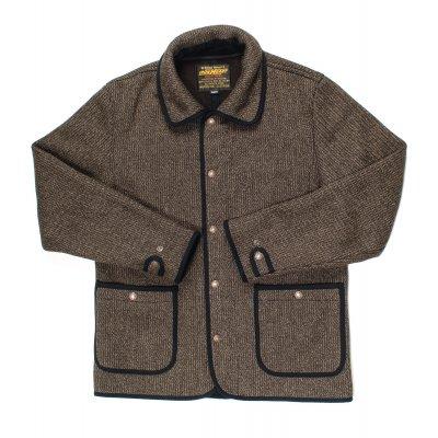 Wool/Cotton Beach Jacket
