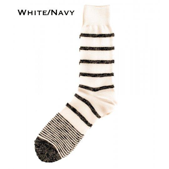Chup Socks - Mellow Border