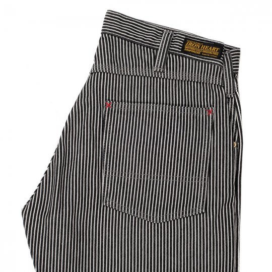 Traditional Hickory Stripe Logger Pant