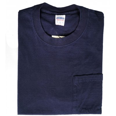 7.5oz Pocket T-Shirts - Loop Wheeled Shitamachi Body