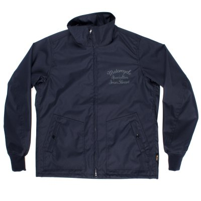 Black or Navy Blue Cordura Windbreaker