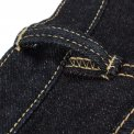 Indigo New 19oz Raw Selvedge Left Hand Twill Slim Cut