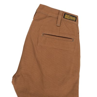 Brown 17oz Duck Work Pants