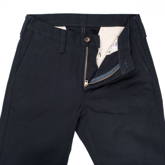 Beige or Navy 17oz Duck Work Pants