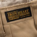 Mercerised Cotton Military Chinos