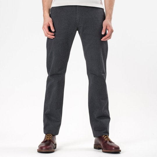 Grey 10oz Slim Chinos