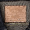 Indigo 21oz Selvedge Denim Type III