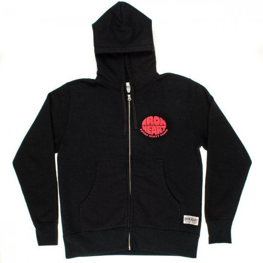 "Ultra Heavy ""Motorbikes and Denim"" Zippered Hoodie"