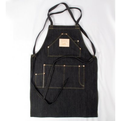 21oz Indigo Selvage Denim Apron