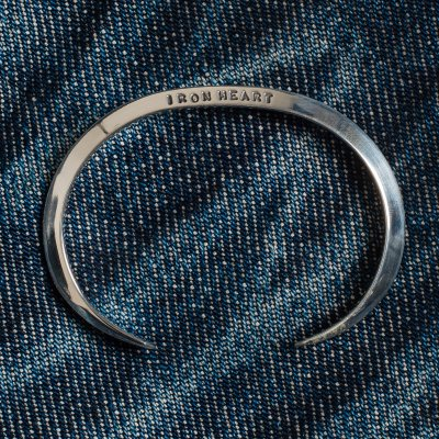 """V"" Profile Bangle"