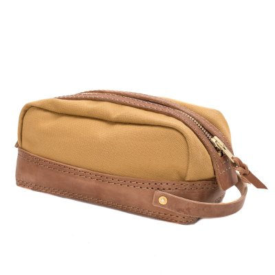 Ultra Stubborn Leather and Canvas Utility Bag