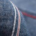Indigo US Navy Style 5.5oz Selvedge Chambray Shirt