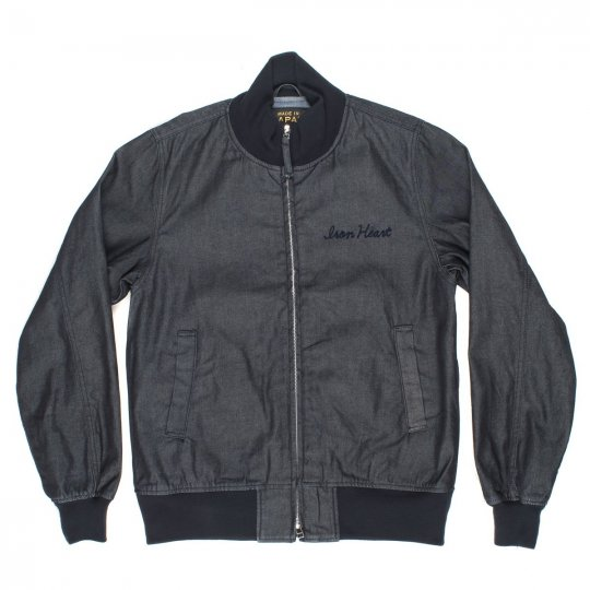 Supima Cotton Denim Tankers Jacket