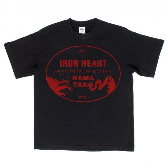 """PRE-ORDER - Black """"Nama Tako"""" Printed T-Shirt DEPOSIT"""