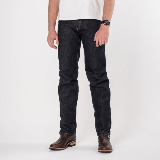 "Indigo 21oz Selvedge Denim ""1955"" Straight Cut"