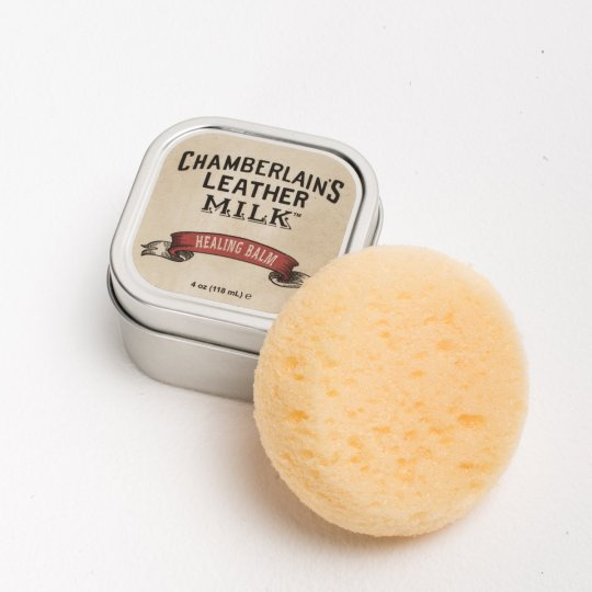Chamberlain's Leather Milk Healing Balm