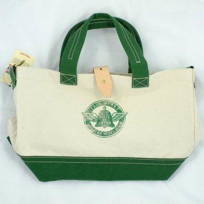 Small Paraffin Coated No. 6 Tote Bag
