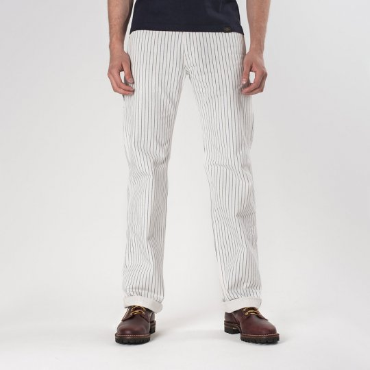 White Wabash Painter's Pants
