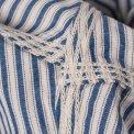 3.4oz Striped Chambray Work Shirt