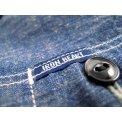Slubby Blue Mid-Weight Chambray Workshirt