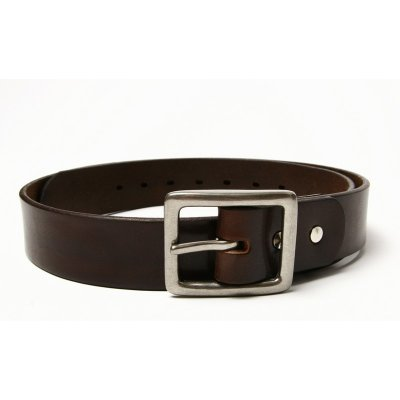 Garrison Buckled Super Heavy Duty Cowhide Belt