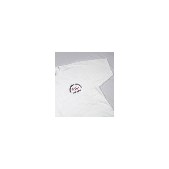 2011 Forum Tee Shirt - White Version