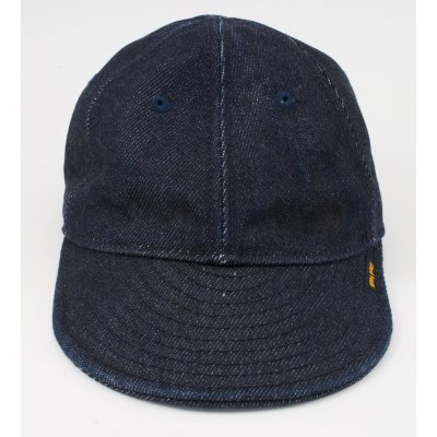 21oz Indigo Denim Cap