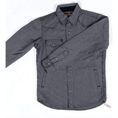 17oz - Hairline Duck Western CPO Shirt/Jacket