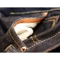21oz Slim Straight Japanese Indigo Selvage Jean
