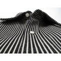 Black Hickory Stripe Western Shirt