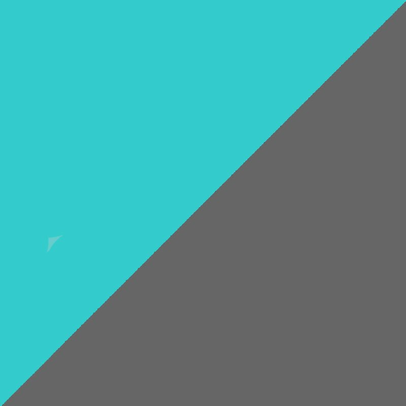 Turquoise/Grey